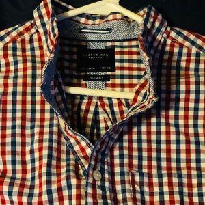 Dress shirt gently used